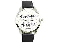 Часы ANDYWATCH наручные be awesome