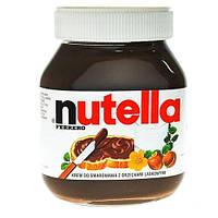 Nutella Паста ореховая с добавлением какао 350г
