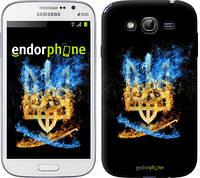 """Чехол на Samsung Galaxy Grand I9082 Герб """"1635c-66"""""""