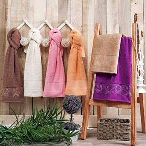 Комплект махровых банных полотенец Bonus Julie 3696