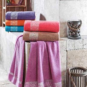 Комплект махровых банных полотенец Julie Grek Julie 3597