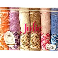 Набор полотенец для лица Damask Julie 6314