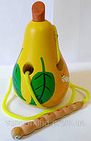 Шнуровка Груша с деревянной иголкой, фото 1