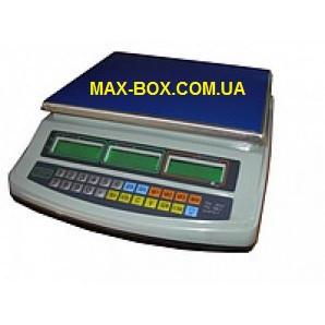 Весы торговые 30 кг ВТЕ 30-Т1-СМ