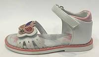 Детские босоножки КОЖА ОРТОПЕД для девочек детская летняя обувь  Том.М. 25 26 27 28 29