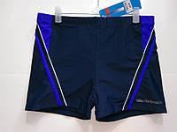 Плавки-шорты подросток Atlantis синий с электрик