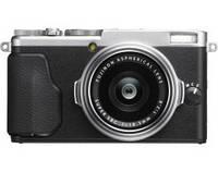 Фотокамера Fujifilm Finepix X70 Silver