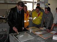 Встреча специалистов Sika 2010 в  Киеве 29.04.2010 г.