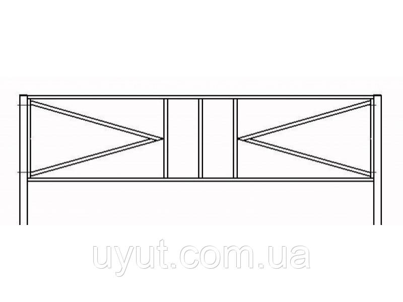 Ограждение-4 - Все для уюта в Вашем доме в Киеве