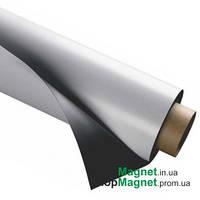Магнитный винил 0,7мм с клеевым слоем