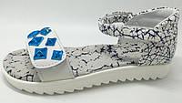 Босоножки сандалии на низкой платформе для девочек  Том.М. размеры 32 37, фото 1