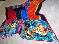 Платок D & G шёлковый можно приобрести на выставках в доме одежды Киев