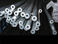 Алюминиевая труба круглая ø 22x3 мм марка 6082 (аналог Д16Т)