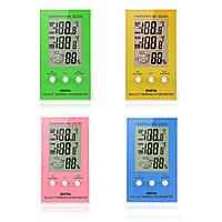 Гигрометр / термометр (1 х ААА) ЖК-цифровой
