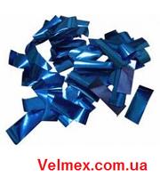 Металлическая нарезка конфетти BiG 4201 - СИНИЙ МАЙЛАР