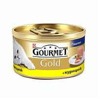 Gourmet Gold (Гурмет Голд) паштет с курицей