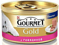 Gourmet Gold (Гурмет Голд) паштет с говядиной