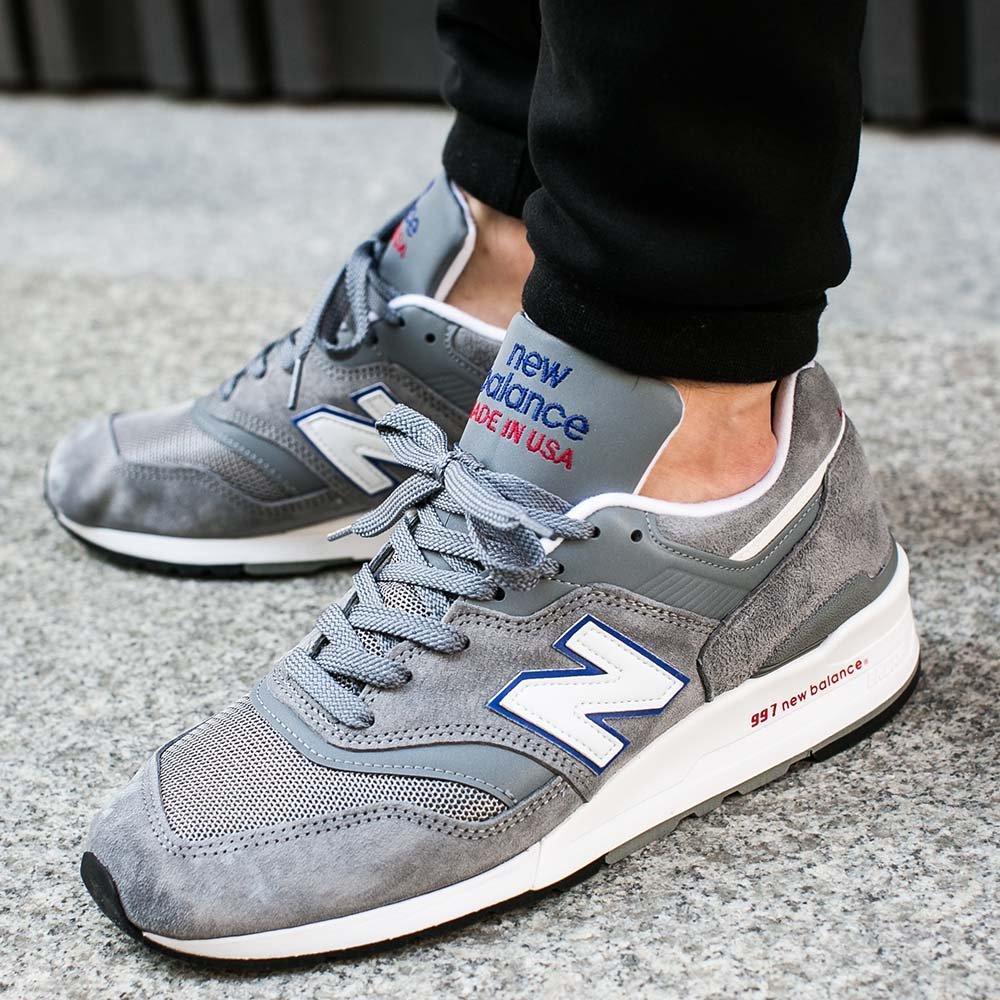 b87a22176567 Оригинальные мужские кроссовки New Balance 997