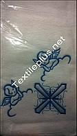 Крестильное полотенце с синим Турция