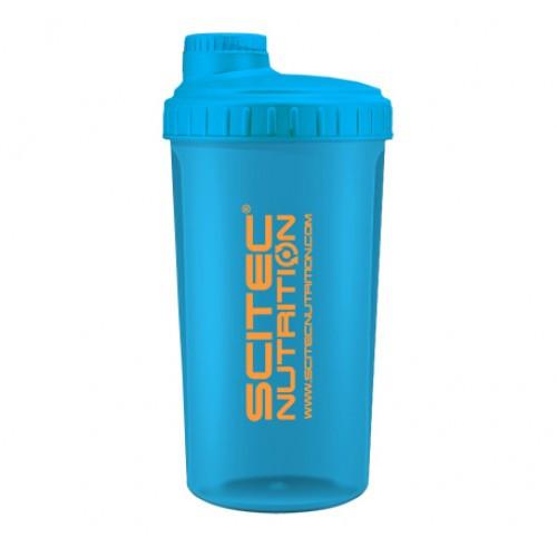 Scitec Nutrition Шейкер 700 мл neon blue