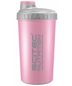 Scitec Nutrition Шейкер 700 мл pink