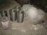 Втулки, отливки и литье из серого чугуна