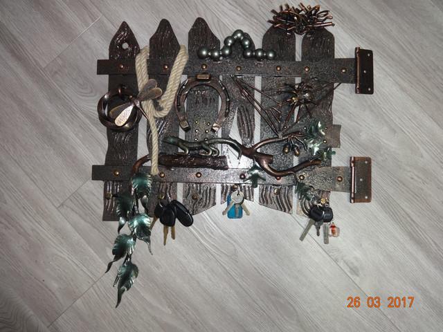 Декоративные кованые изделия