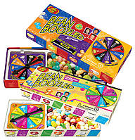 Набор конфет Jelly Belly Bean Boozled Spinner Game (4-е изд) и Bean Boozled Spinner Jelly Bean (Throwback ed)