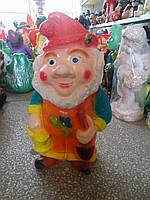 Садовая фигура Гном - Садовник маленький