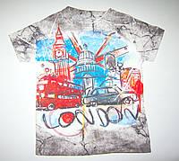 """Детская футболка для мальчика """"Лондон"""""""