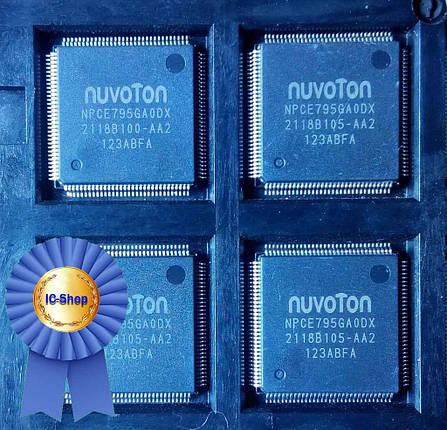 Микросхема Nuvoton NPCE795GA0DX, фото 2