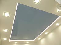 Парящие натяжные потолки, фото 1