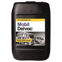 121737 Олива Mobil Delvac XHP EXTRA 10W-40.20л