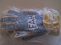 Перчатки Far х/б ( 12 п/упаковка, 4 грн. пара)