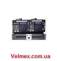 Сдвоенный CD- МР3-USB, SD Card-проигрыватель для DJ BiG CDJ6000