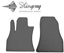 """Коврики Резиновые """"Stingray"""" на Fiat 500 L (c 2012---) фиат 500 л"""