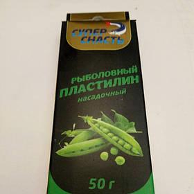 """Пластилин Насадочный """"Горох"""" 50 грамм"""