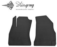 "Коврики Резиновые ""Stingray"" на Fiat Doblo 2 (c 2010---)"
