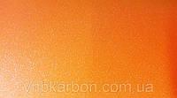 Пленка матовая Алмазная крошка оранжевая
