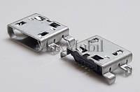 Разъем micro usb Doogee X3, X6, X5 Max, Y200, DG350, DG700