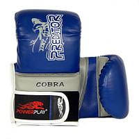 Снарядные перчатки PowerPlay 3038 Blue