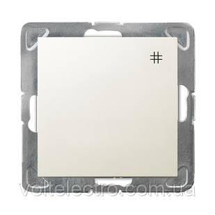 Перехресний вимикач OSPEL IMPRESJA ŁP-4Y/m/27 беж.