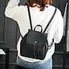 Маленький черный рюкзак, фото 3