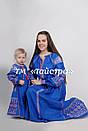 Вышиванка детская платье вышитое, бохо, этно стиль, Bohemian, фото 4