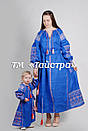 Вышиванка детская платье вышитое, бохо, этно стиль, Bohemian, фото 5