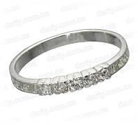 Серебряное охранное кольцо 1021к., фото 1