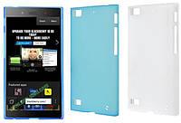 Силиконовый чехол для BlackBerry Z3