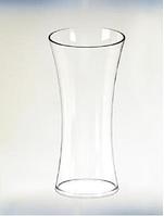 Ваза стекло H-28,5 см D-13,5 см