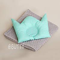 """Подушка для новорожденного """"Корона"""""""