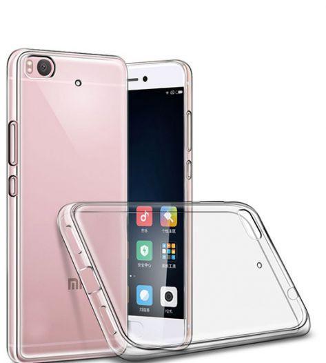 TPU чехол Ultrathin Series 0,33mm для Xiaomi Mi 5s Бесцветный (прозрачный)